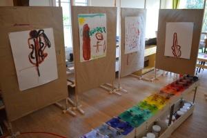 Atelier mobile du Jeu de Peindre